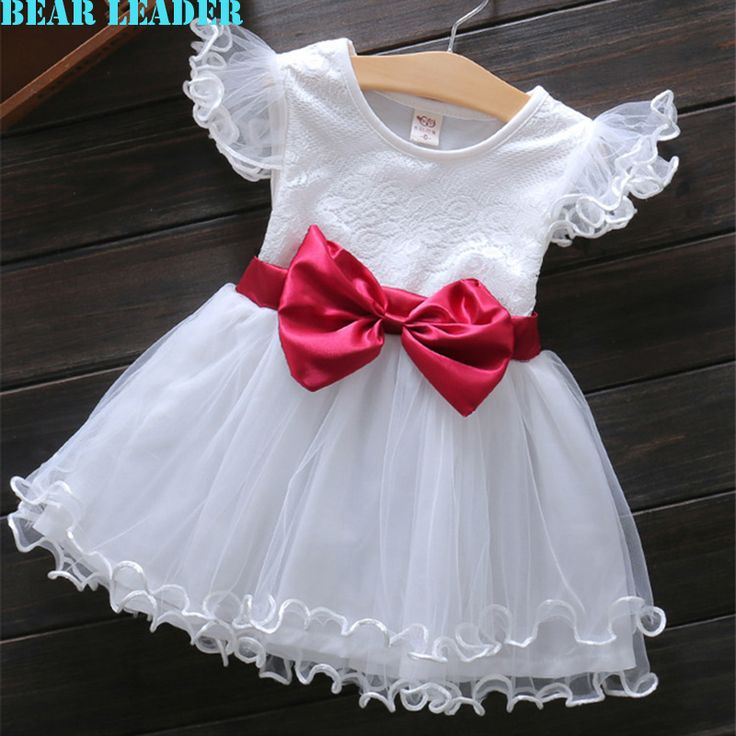 US $9.49 - 9.99 Bear Leader Baby Girls Dress 2016 New Summer Casual Style Princess Dresses Kids Clothes Bow Floral Design for Baby Girls Dress aliexpress.com