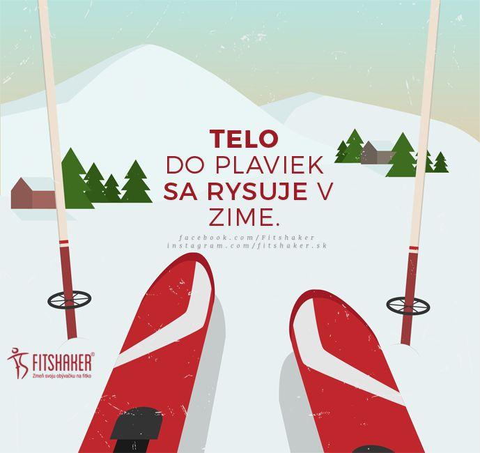 V zime je najvyšší čas začať formovať postavu do plaviek. Môžeš tak urobiť v Novoročnej výzve od Fitshaker.sk