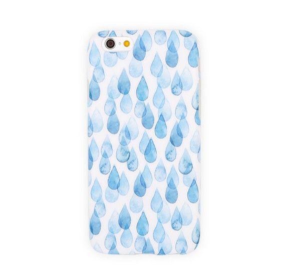【受注制作】IphoneCase「雨」