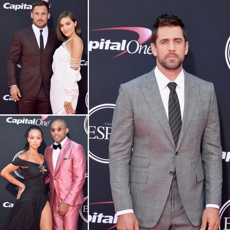 It's ESPY time which means awesome and terrible fashion collide. We've got so much more at TMZand in stories. #espys #tmz #tmzsports