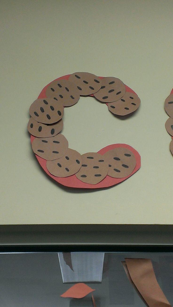 Best Letter C Images On   Alphabet Activities