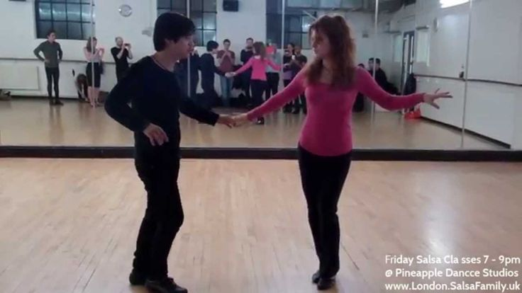 http://salsafamily.co.uk/london-salsa-friday/ Friday Salsa Classes at Pineapple Dance Studios in London  #salsadance #dance #salsa #salsadancing #salsalondon #steps