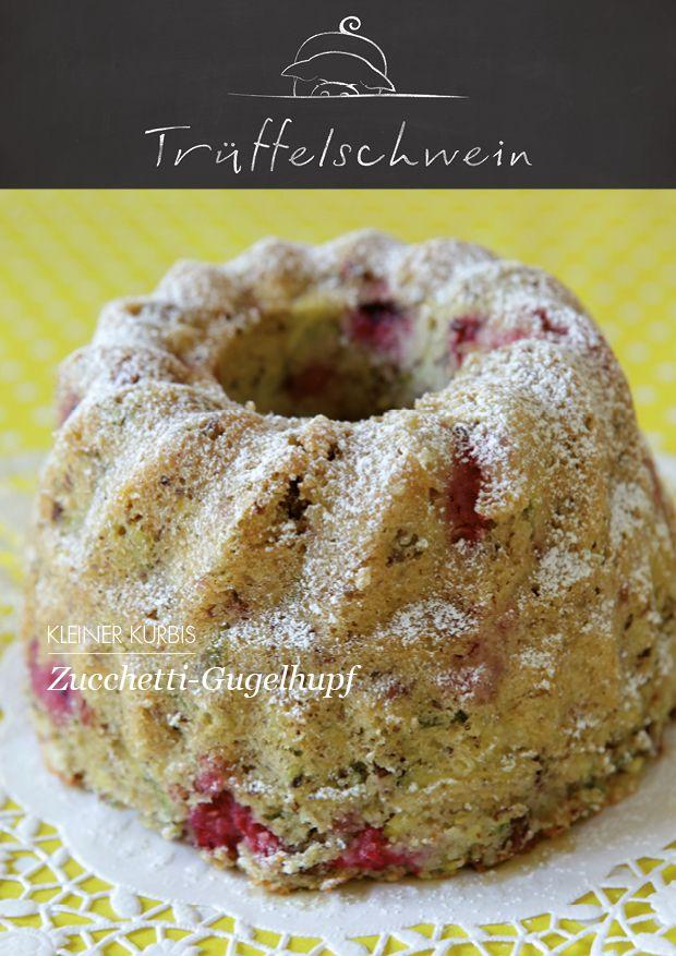 Zucchetti-Gugelhupf #zucchini