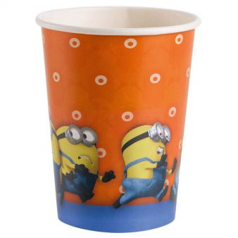 8 Cups Minions 266 ml