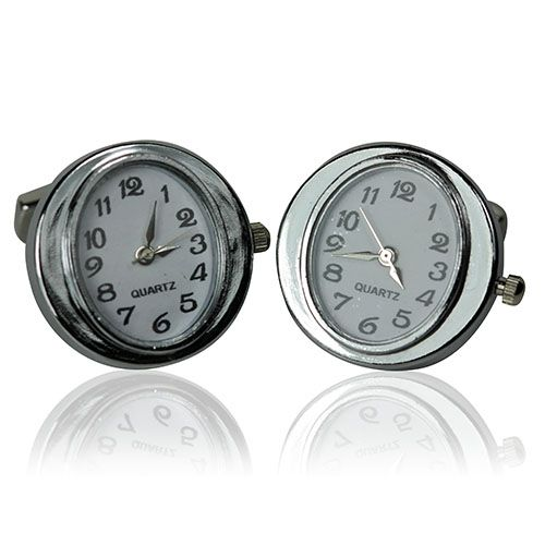 Working Clock Cufflinks (only one pair in any special offer) 006