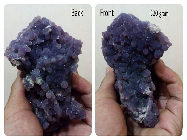 Grape Agate is Botryoidal Agate resembling bunches of grapes