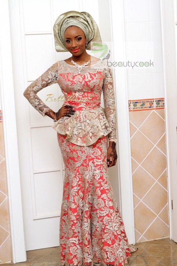 Barratu MuAzu Wedding  ~African fashion, Ankara, Kente, kitenge, African women dresses, African prints, African men's fashion, Nigerian style, Ghanaian fashion ~DKK