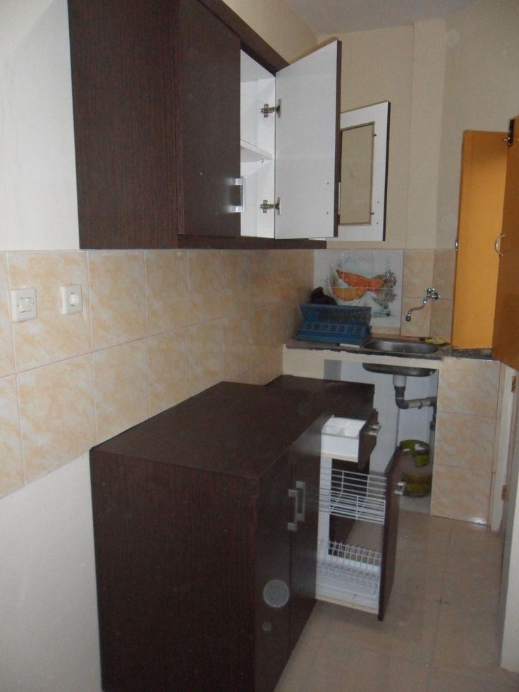 Kitchen set pesanan Ibu Yanti