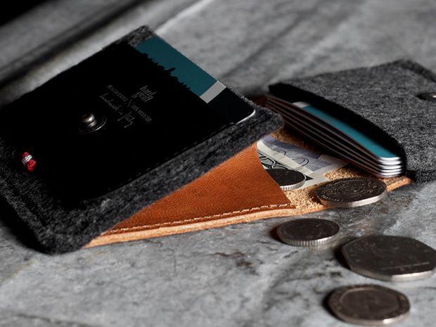 Αντρικά πορτοφόλια για φτωχούς ή πλούσιους