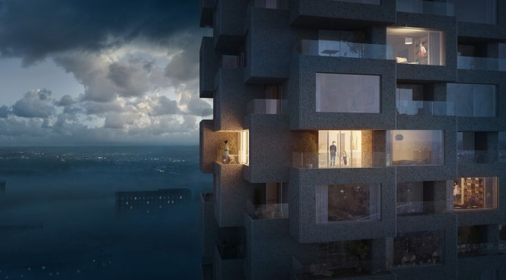In 2013 OMA has won the design competition for Tors Torn in Stockholm and the construction work is currently set for May 2015. Localized in the city's Haga