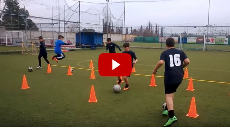 Ball Control Drills for Soccer. The best soccer/football videos, drills and articles on the web for soccer/football coaches.
