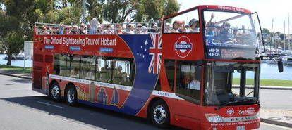 Hop On Hop Off Hobart City Sightseeing Tour