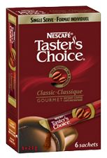 Nescafé Tasters Choice, Only $0.25 at Dollar Tree!
