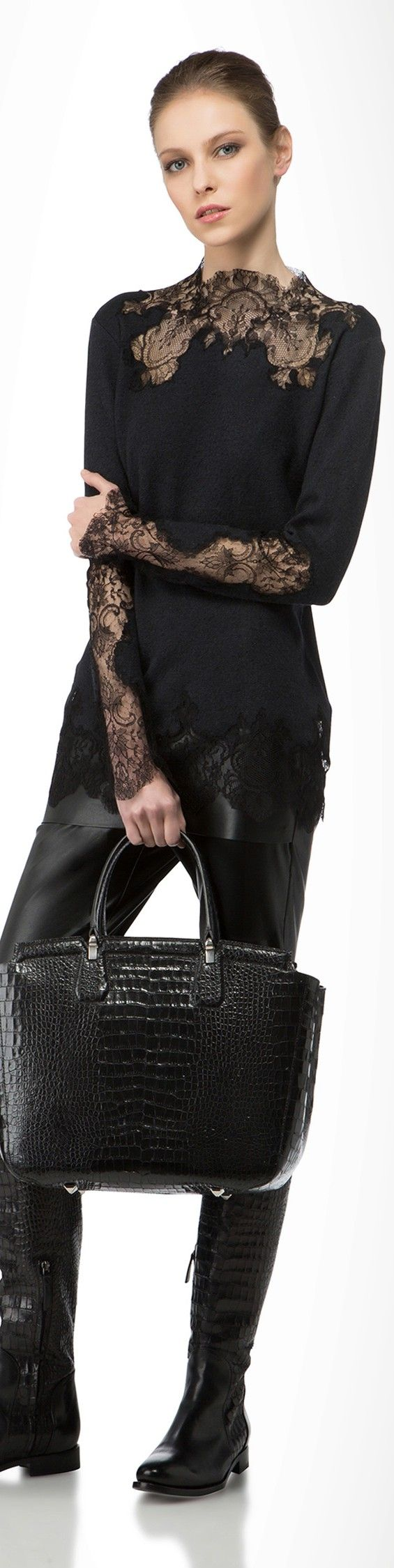 That Top! That Bag! Those Boots! YES