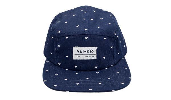 5panel cap from vai-ko.