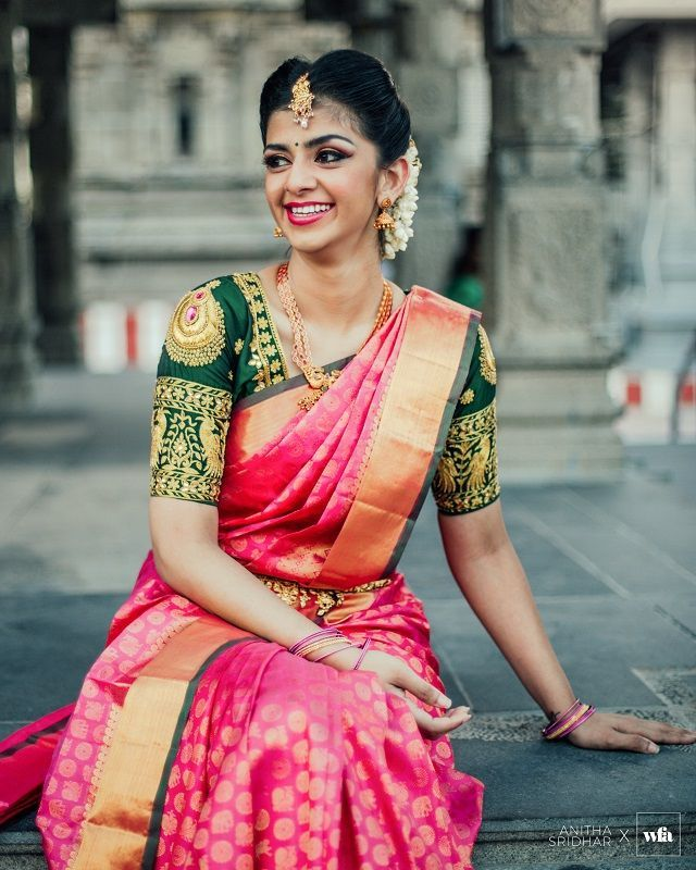 Click On The Photo To Book Your Wedding Photographer South Indian Saree Sarees Malyalee Bride Curated By