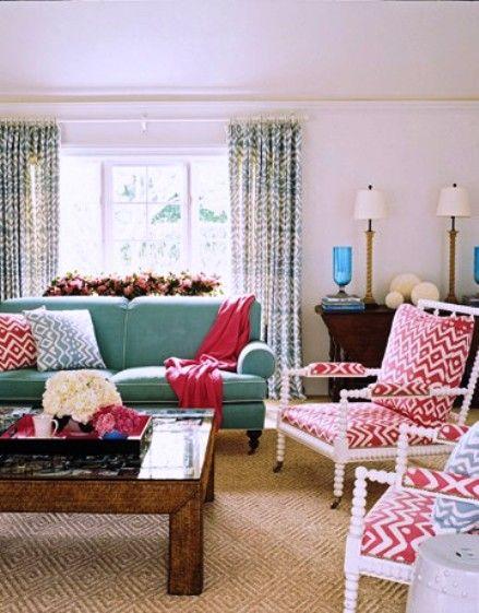 Living Room...love the sofa!