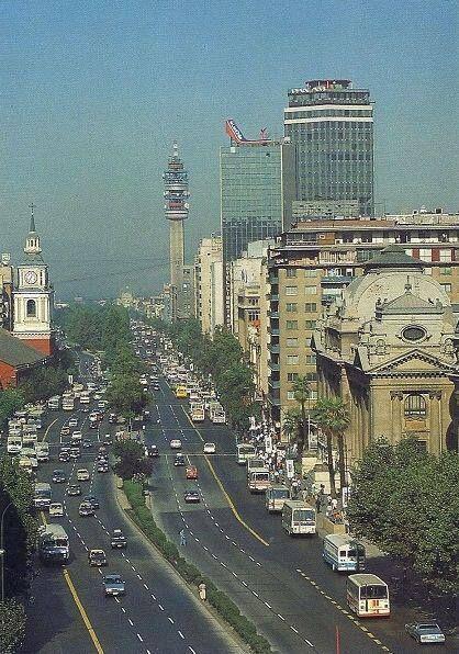 Alameda en 1987