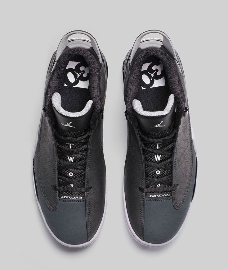 Also launching Saturday, Nike Air Jordan Dub Zero Classic Charcoal http://thesolesupplier.co.uk/products/nike-air-jordan-dub-zero-classic-charcoal/