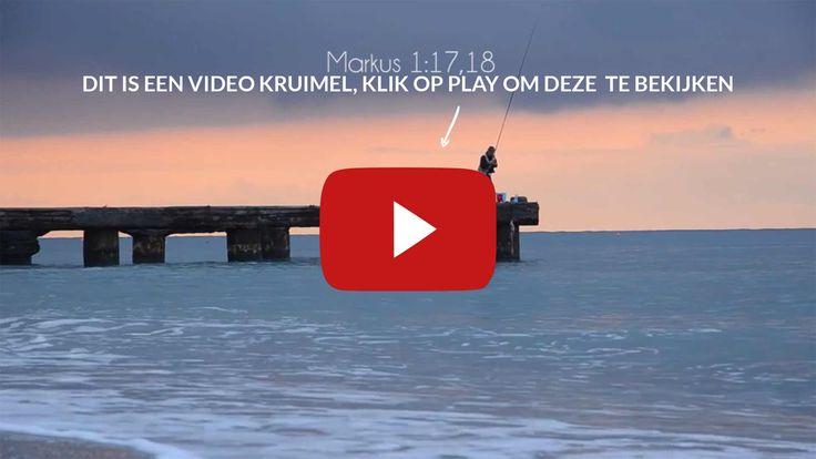Jezus zei tegen hen: 'Kom, volg mij! Ik zal van jullie vissers van mensen maken. Markus 1:17-18  #Jezus, #Volgen  https://www.dagelijksebroodkruimels.nl/markus-1-17-18/