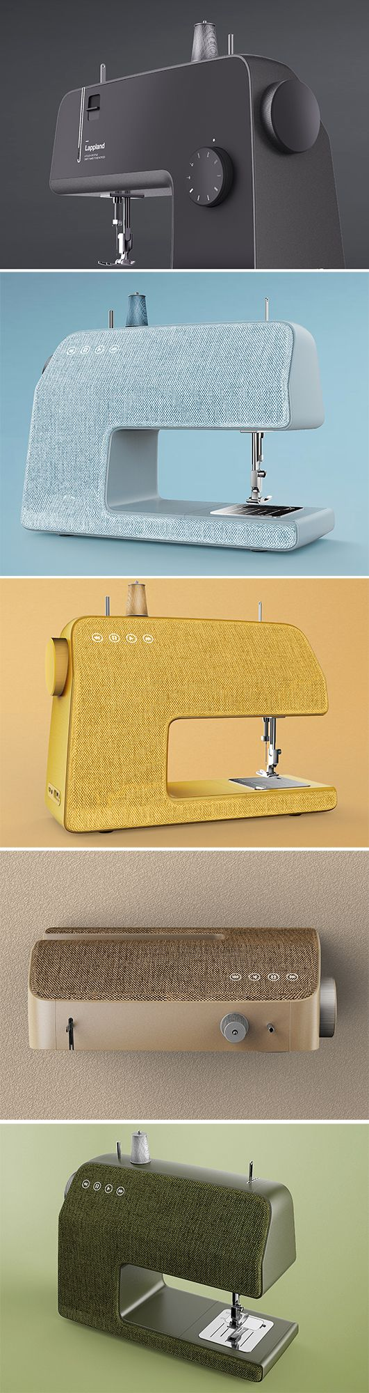 PDF HAUS_ Republic of Korea Design Academy / Product design / Industrial design / 工业设计 / 产品设计/ 空气净化器 / 산업디자인 / vifa / 비파 / sewing machine / 미싱기