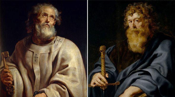 Hoy 29 de junio la Iglesia celebra la Solemnidad de San Pedro y San Pablo, sin embargo, hay algunas dudas sobre las verdaderas razones de por qué la fiesta de ambos apóstoles se celebra el mismo día.