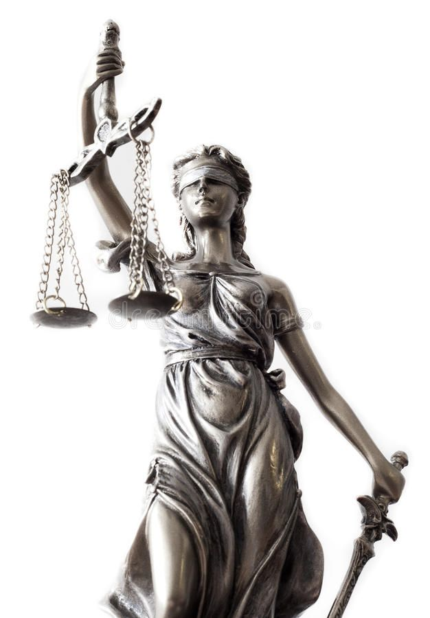 Statue Of Justice On White Background Aff Justice Statue Background White Ad Lady Justice Statue Justice Tattoo Justice Statue
