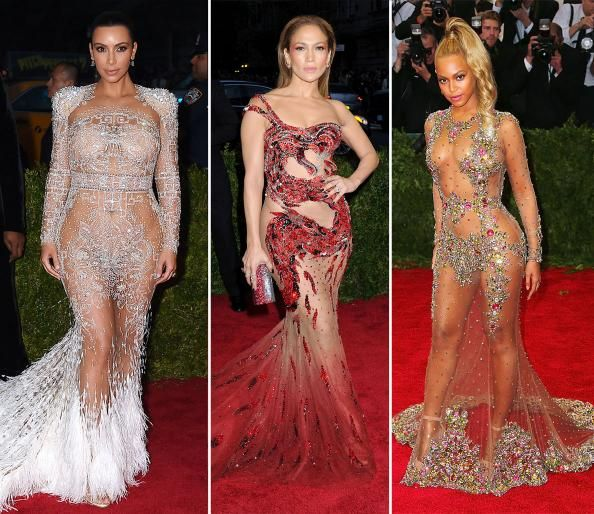 The Hottest Women of the 2015 Met Gala