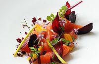 Cucumber Gazpacho Recipe With Crab Salad - Great British Chefs