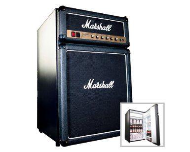 Amazon.co.jp: Marshall Fridge マーシャル冷蔵庫: 大型家電