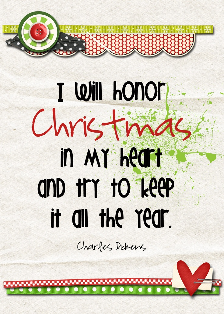 Best christmas quotes images on pinterest