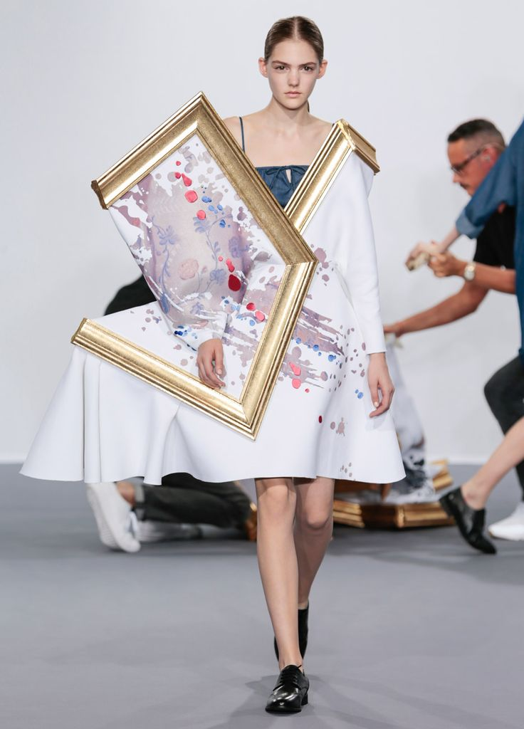 Wearable Art collection, Autumn Winter 2015, by Viktor & Rolf