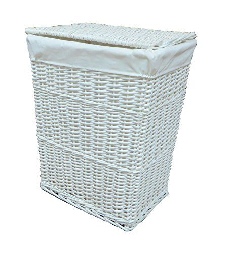 25 best ideas about white wicker laundry basket on White wicker washing basket
