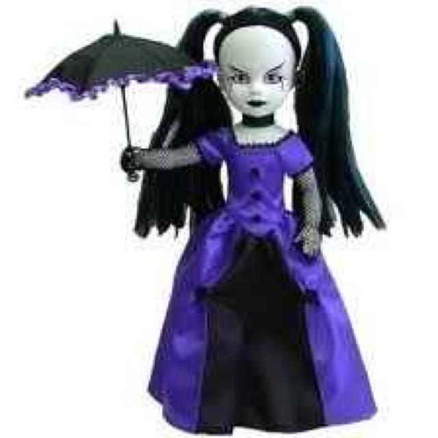 Living dead dolls, Morgana