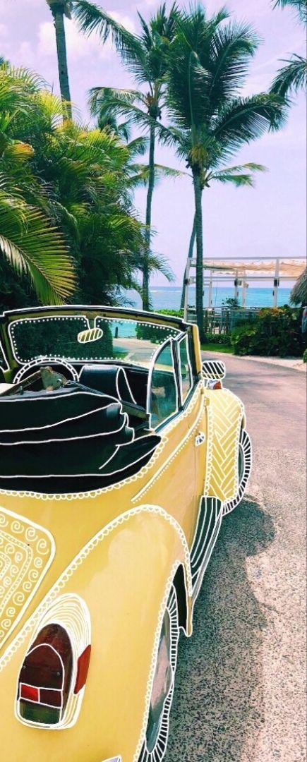 Cool Iphone Wallpaper Ideas Yellow Jeep Car Edit Bug Beach Summer Sunshine