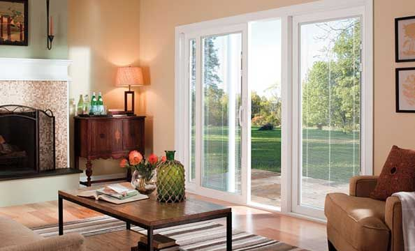 Explore Pella's product lines of wood, vinyl and fiberglass replacement patio doors to find the style that suits your home.