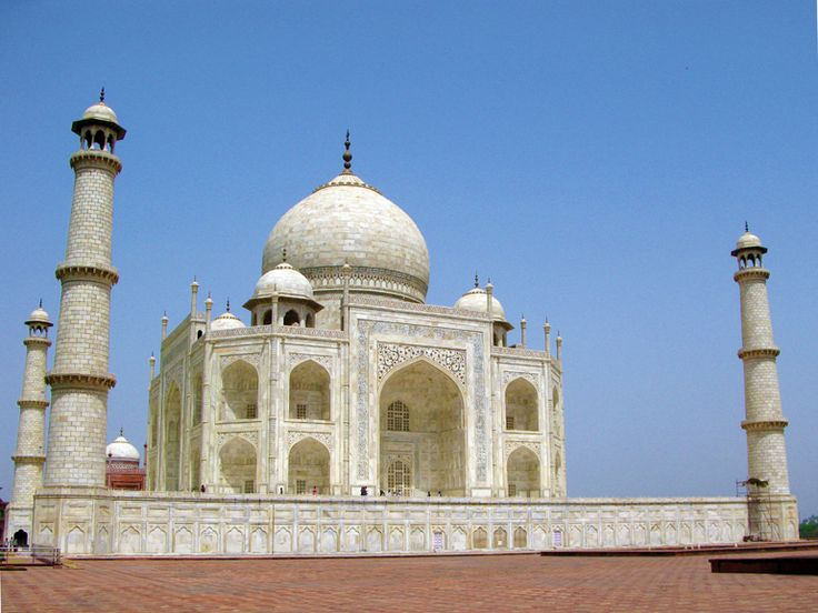 #MyWayOnHighway: Day 65, the iconic Taj Mahal in Agra #India #art #travel