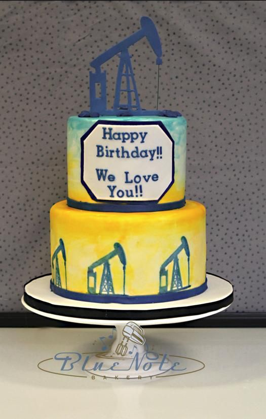 207 best Birthday Cakes images on Pinterest Anniversary cakes