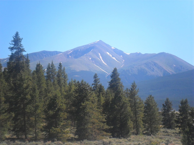 Mount Elbert is the highest peak in the Rocky Mountains of North America, at 14,440 feet (4,401 m), the second highest mountain in the contiguous United States after Mount Whitney in California, the highest of the fourteeners in Colorado, and the high point of the Sawatch Range.