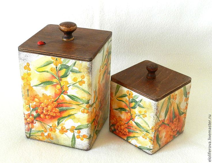 Купить Короба для сыпучих . - короб для хранения, коробка для чая, банка для сыпучих, короб для специй