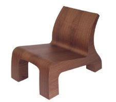 Rhino Chair wood Limited Editions by Richard Hutten