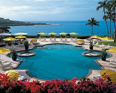 Four Seasons, Lana'i, Hawaii: Favorite Places, Pool, Four Seasons, Fourseasons, Manele Bay, Travel, Hawaii, Lanai