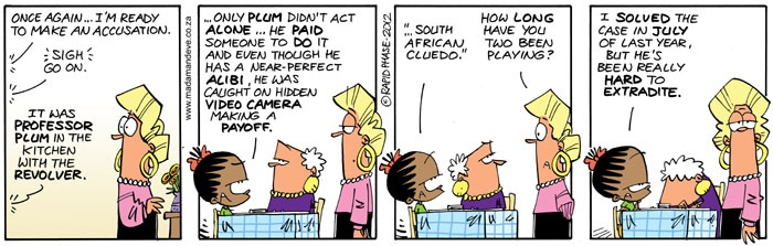 A bit of South African humour