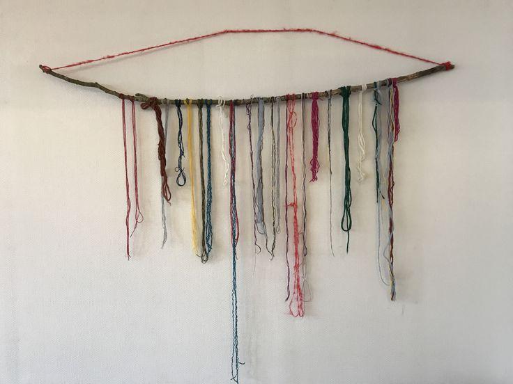 Wall hanging   Minulla oli tänään ilo olla Kylähullun keikalla ToPin & PaTun kokoontumisessa Vesilahden seurakuntatalolla. Osa porukasta on minulle tuttua jo 90-luvun alusta, muutaman kanssa tapasimme …