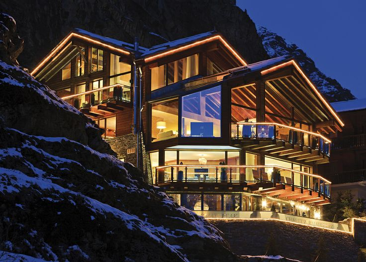 Chalet Zermatt Peak : an outstanding luxury resort - To discover www.themilliardaire.co #Hotspot