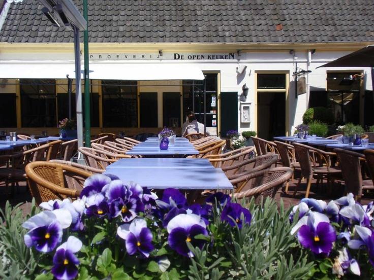 Restaurant Proeverij De Open Keuken Hilversum