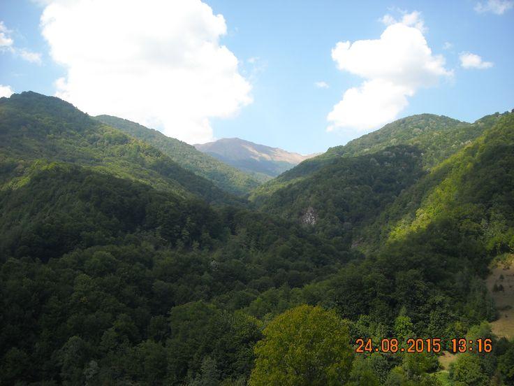 mountains, Romania
