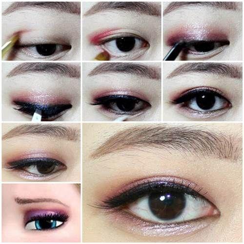How to Apply Disney Frozen Elsa's Eyeshadow in Everyday Eye Makeup   iCreativeIdeas.com LIKE Us on Facebook ==> https://www.facebook.com/icreativeideas