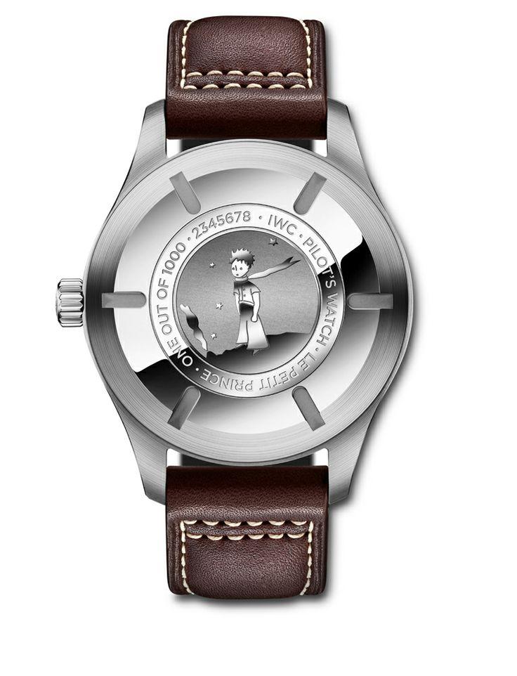 Pilot's Watch Mark XVII Edition «Le Petit Prince» (ref. IW326506) http://www.orologi.com/news/iwc-celebra-il-piccolo-principe