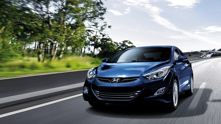 hyundai elantra rated #2 small cars  29/40  $16-20